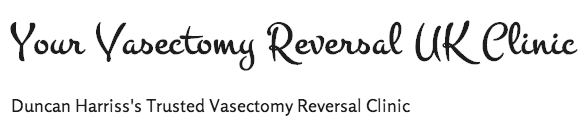 Your Vasectomy Reversal